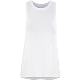 Patagonia Glorya - Camisa sin mangas Mujer - blanco